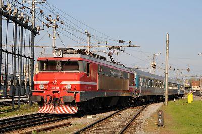 スロベニア国鉄363型電気機関車