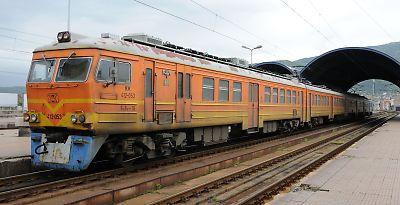 マケドニア国鉄412型機関車