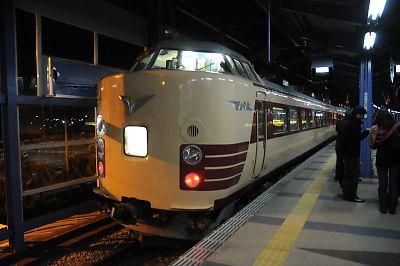 JR九州・485系国鉄色