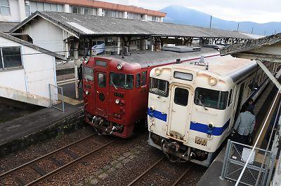 吉松駅いさぶろう・しんぺい