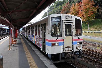 くま川鉄道KT100
