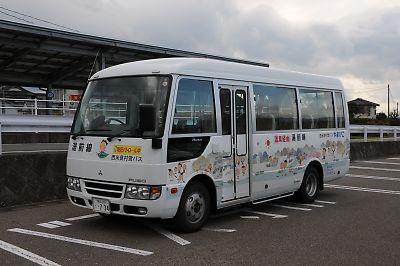 西米良村営バス(湯前駅)