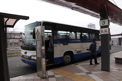 高速バス・ヨーデル号