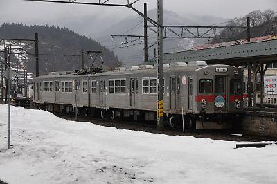 弘南鉄道・大鰐線