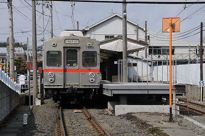 十和田観光電鉄7700系(三沢駅)