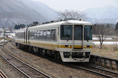 会津鉄道キハ8500