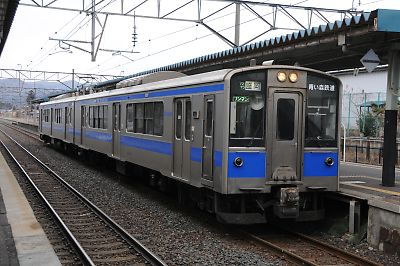 青い森鉄道(三戸駅)