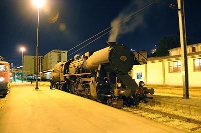 ベオグラード中央駅