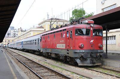 412列車ニコラ・テスラ号