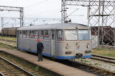 セルビア国鉄レールバス