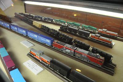 貨物列車(鉄道交流ステーション)