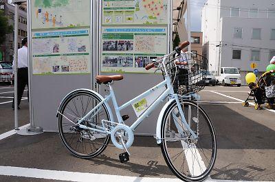 仙台市コミュニティサイクル試行実験