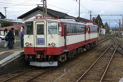 くりはら田園鉄道KD10型