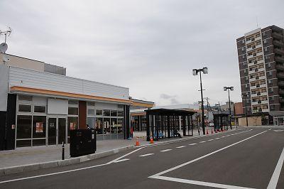 新・横手バスターミナル