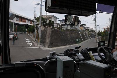 実験バス「青山くん」