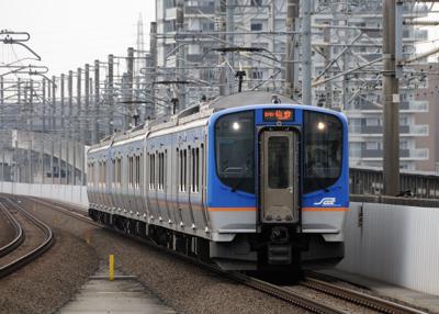 仙台空港アクセス鉄道6連
