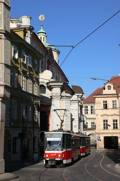 プラハ市電
