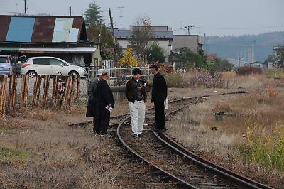 みちのく鉄道応援団くりでんツアー