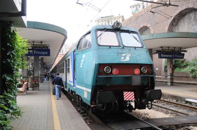 イタリア鉄道・レッジョナーレ