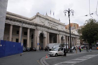 ジェノバ・プリンチペ駅
