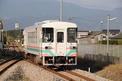 甘木鉄道松崎駅