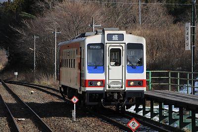 三陸鉄道綾里駅