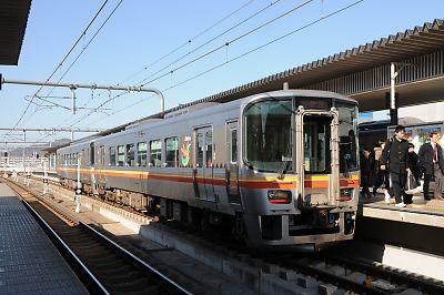 キハ127(姫路駅)