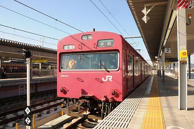 103系3500番代(姫路駅)