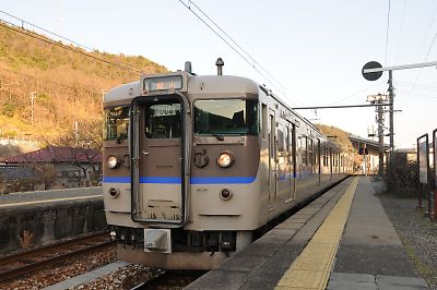 115系(赤穂線)