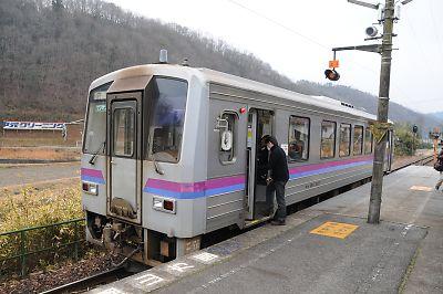 キハ120(福塩線)