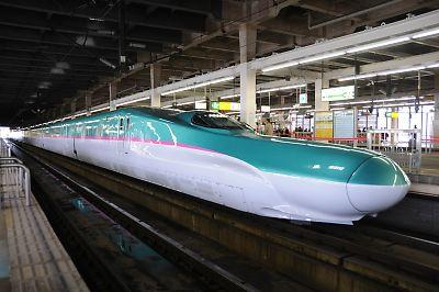 E5系試乗会(大宮)