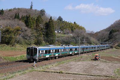 新幹線リレー号(E721-500)