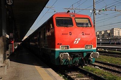 ローマ・テルミニ駅(2010.04)