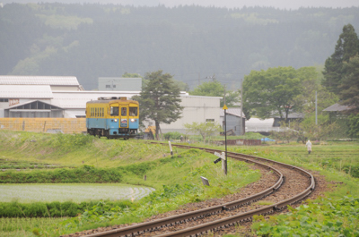 由利高原鉄道