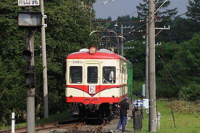十和田観光電鉄(とうてつ電車まつり2011)
