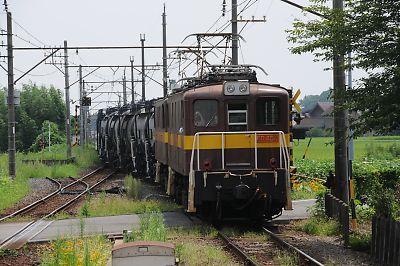三岐鉄道三岐線
