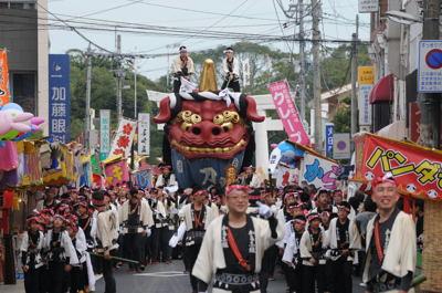 2011唐津くんち