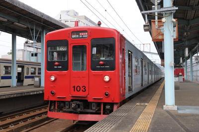 筑肥線103系(唐津線)