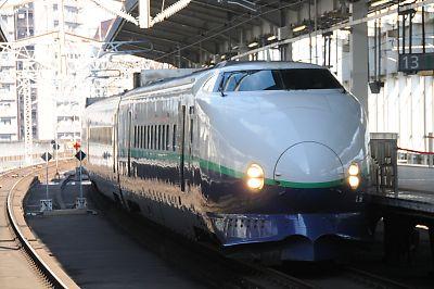 東北新幹線200系ラストデイ(2011.11.18)