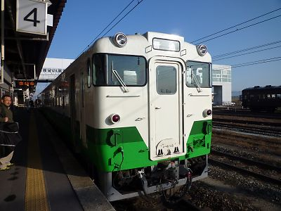 石巻⇒仙台(DAHON DASH X20)