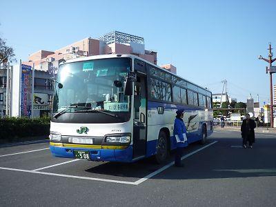 石巻線代行バス(石巻駅)