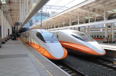 台湾高鐵(左営駅)