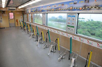 自転車輸送車両(台湾)