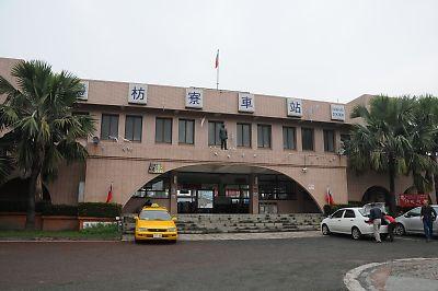 枋尞駅(南廻線/台湾)