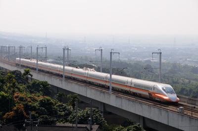 台湾新幹線(銀河の鐡道)