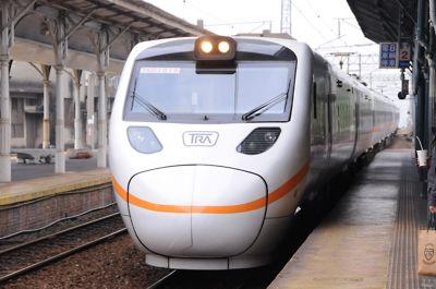 大魯閣号・TEMU1000系(台中駅)