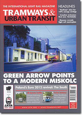 Tramways & Urbantransit 03/2012 No.891