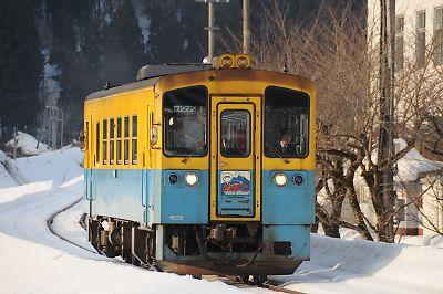 由利高原鉄道1500型