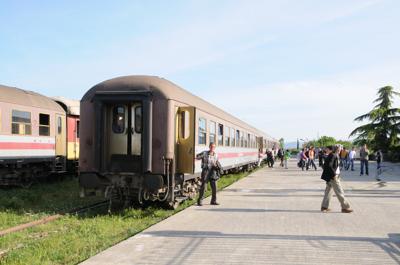 アルバニア鉄道