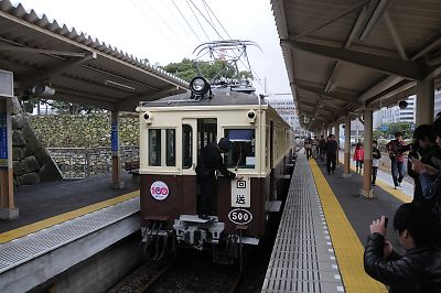 H24.3.18ことでん旧型電車運転